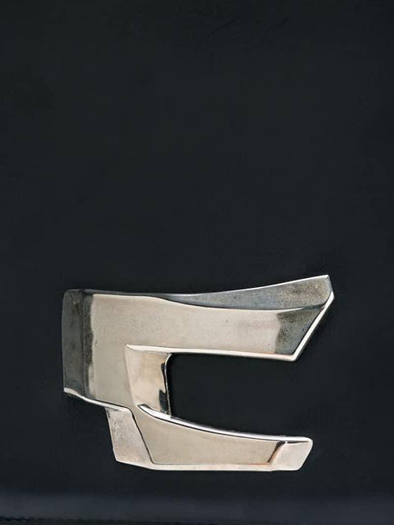 Pierre Cardin Vintage black shoulder bag