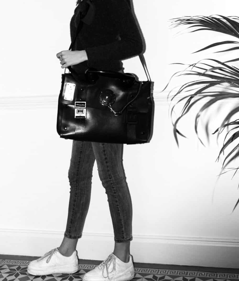 Hi Tek by Alexander Collector Phone Bakelite Handbag 80s