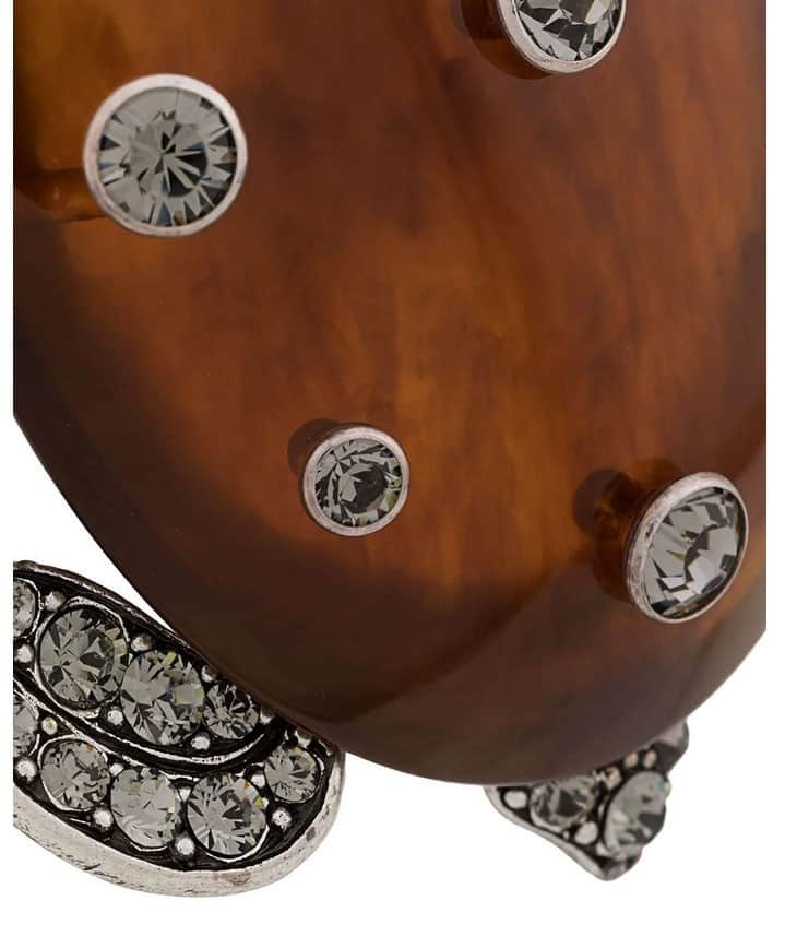 Lanvin Tortle Collector Pendant Vintage