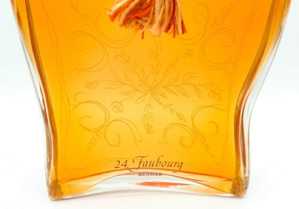 Large & exceptipnal Hermès 24 Fg St Honoré Perfume bottle 600 ml