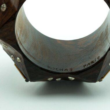 Rochas Bracelet Vintage by Christian Astuguevielle c.1980