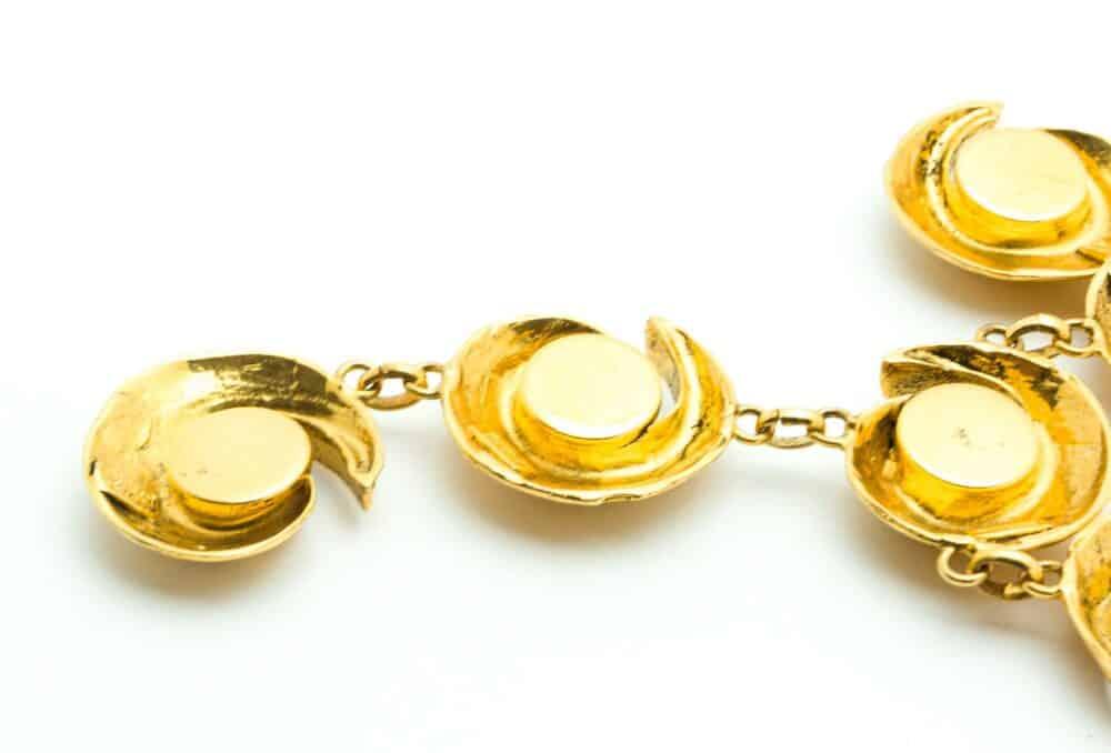 Mercedes Robirosa Vintage pearl Necklace 90s