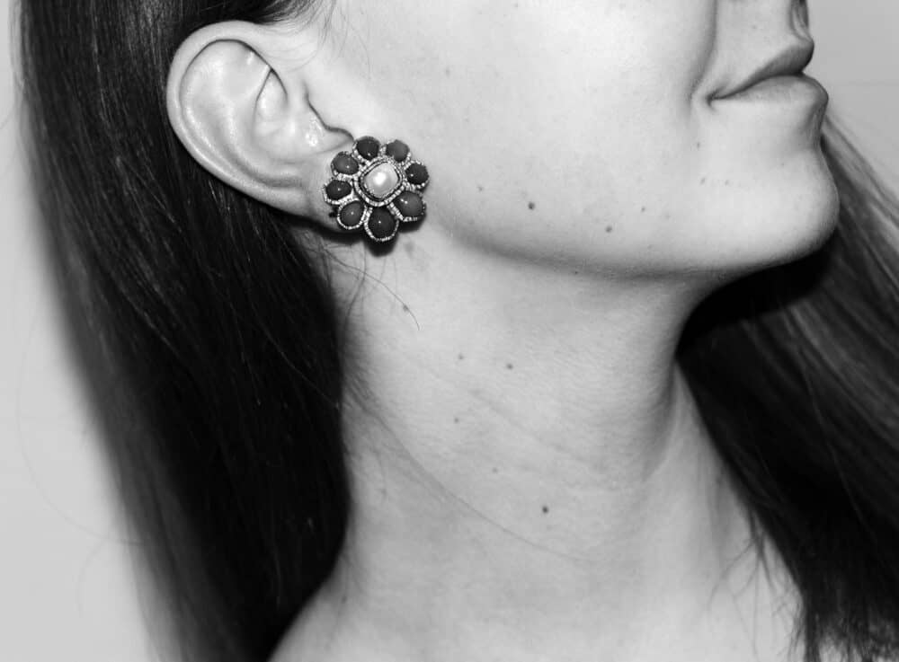 Chanel Vintage Collector Gripoix Earrings