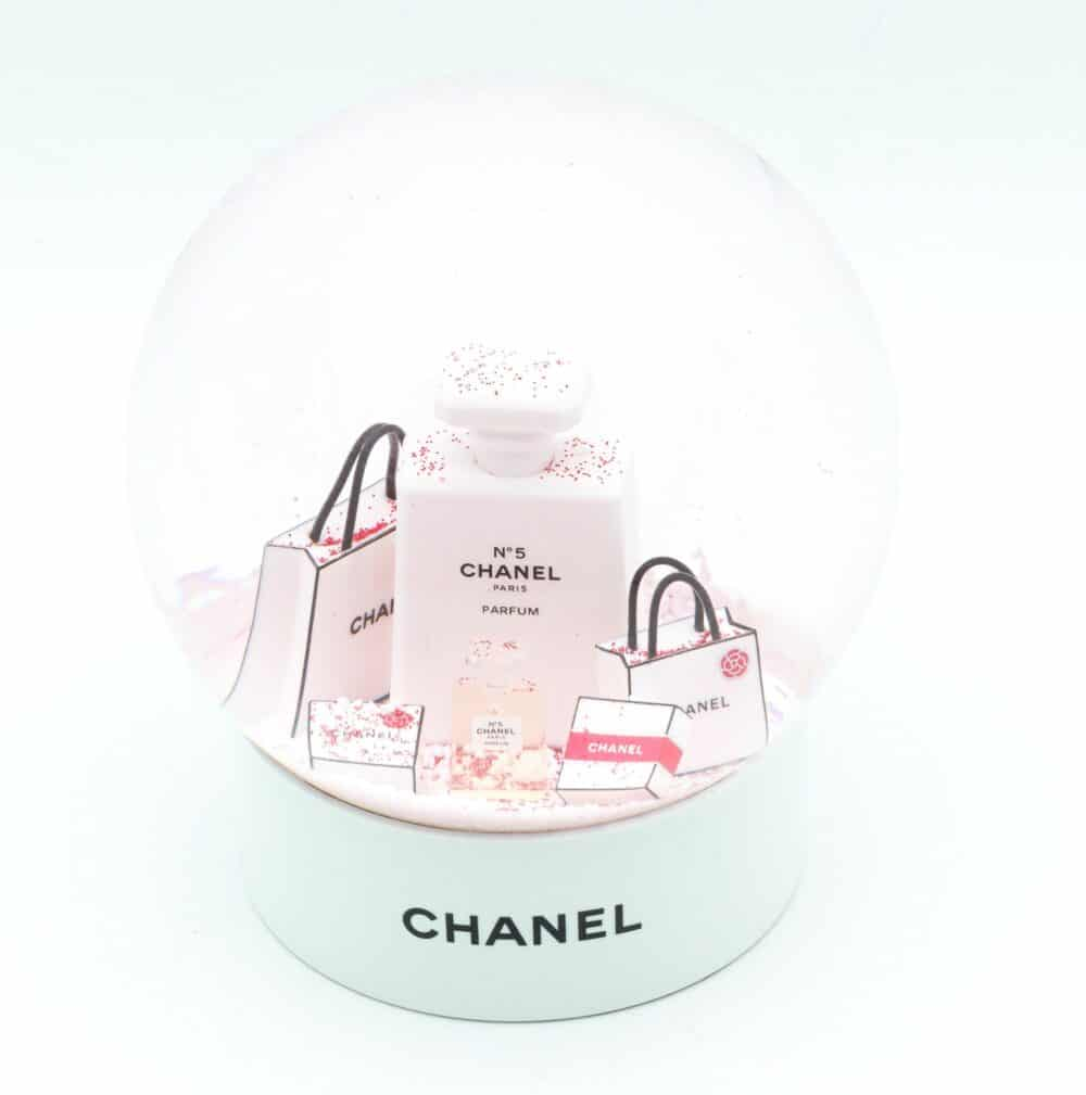 Chanel n°5 Limited Edition snow ball collector