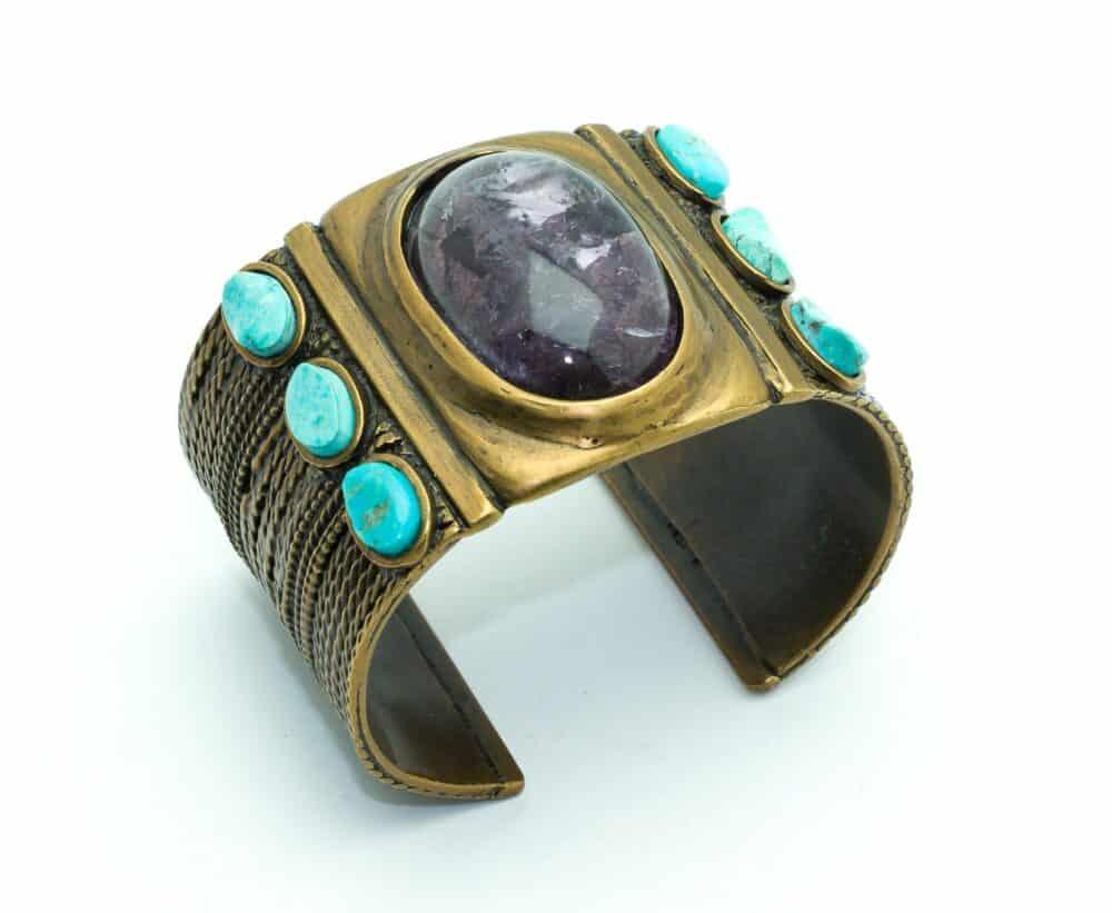 Chanel exceptional vintage collector bracelet cuffs c.2000