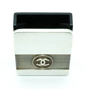 Chanel vintage set of two cards holder