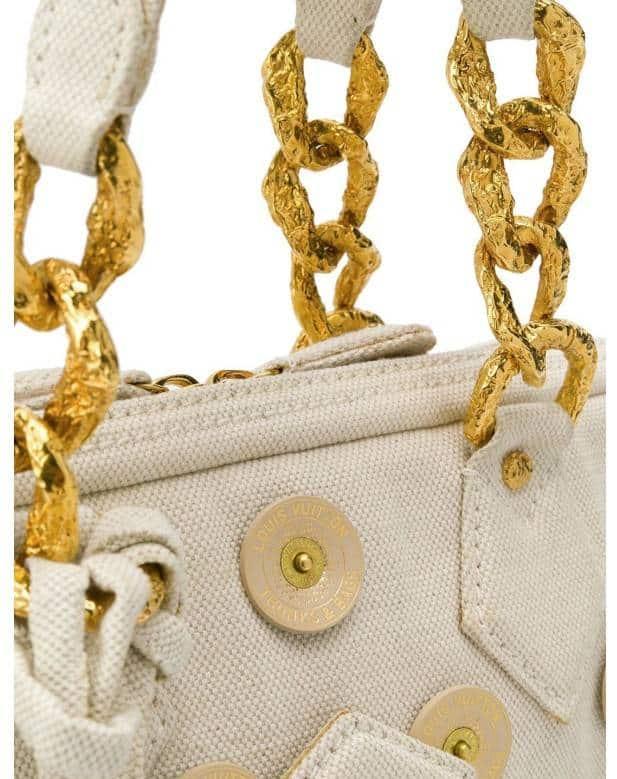 Louis Vuitton Tinkerbell Polka Dots Sac Collector 2007