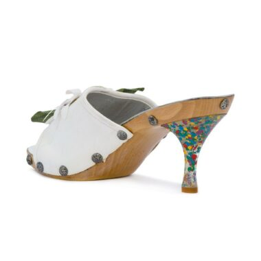 Christian Lacroix Fruits Collection Vintage Shoes 90s
