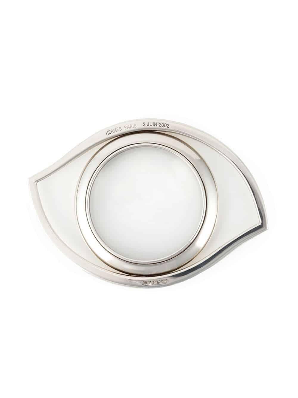 Hermès Large Eye of Cleopatra Magnifying Glass Eye 2002