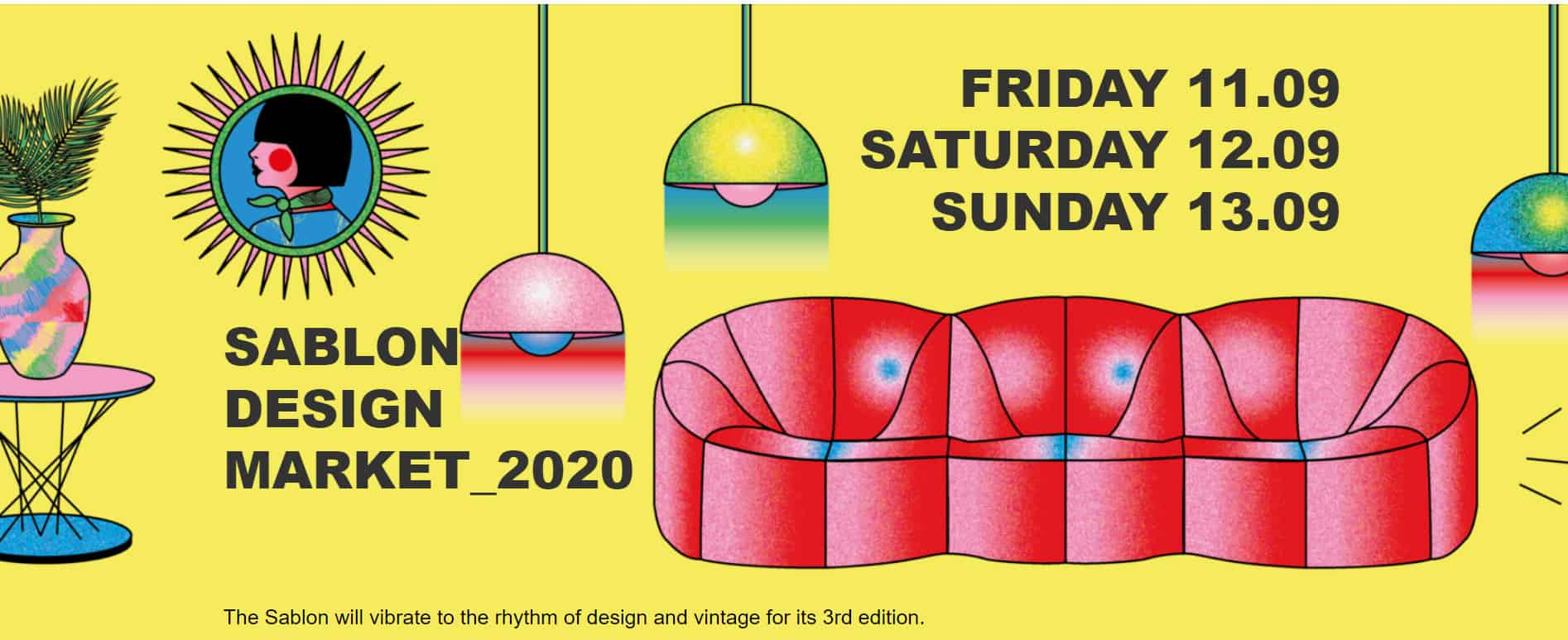 Sablon Design Market - Katheleys - Unique Vintage bags jewels